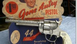 Vintage Toy Cap Guns for Collectors