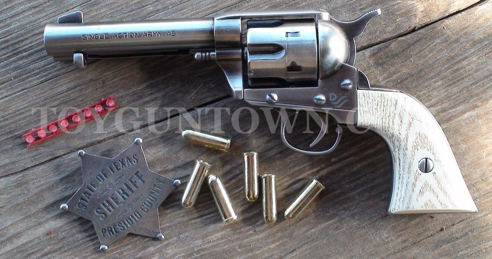 John Wayne replica 45 cap gun