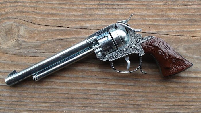 Texas-Cowboy-long-metal-toy-cap-gun-wild-west-toys