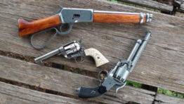 LARGE REPLICAS and CAP GUNS