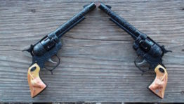 Wild West Toys Custom Shop Toy Cap Guns